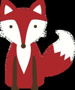 Fox #3 SVG Cut File