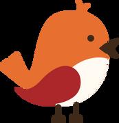 Bird #5 SVG Cut File