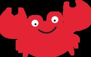 Crab SVG Cut File