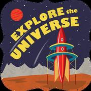 Explore The Universe Print & Cut File