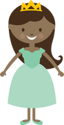 Princess SVG Cut File