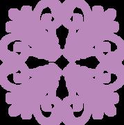 Princess Flourish SVG Cut File