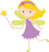 Fairy #2 SVG Cut File