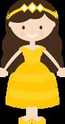 Princess #2 SVG Cut File