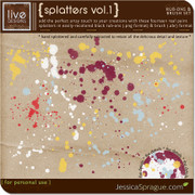 Splatters Vol.1