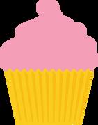 Homemade Cupcake SVG Cut File