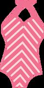 Swimsuit #2 SVG Cut File