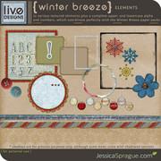 Winter Breeze Elements