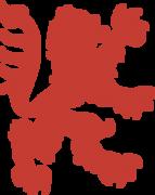 Rampant Lion SVG Cut File