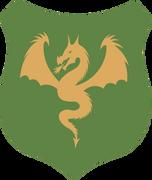 Dragon Shield SVG Cut File