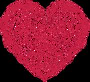 Heart Doily SVG Cut File