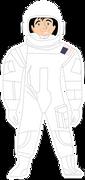 Astronaut SVG Cut File