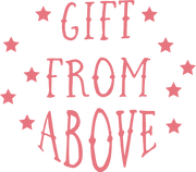 Gift From Above SVG Cut File