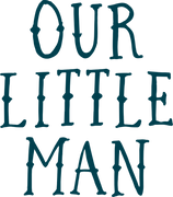 Our Little Man SVG Cut File