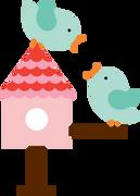Birdhouse SVG Cut File
