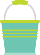 Bucket SVG Cut File