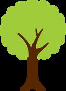 Spring Tree #2 SVG Cut File