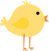 Chick #2 SVG Cut File