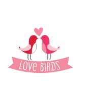 Love Birds SVG Cut File