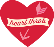 Heart Throb SVG Cut File