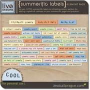 Summerific Labels