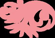 Happy Flourish SVG Cut File