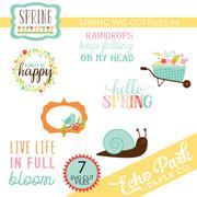 Spring SVG Cut Files #4