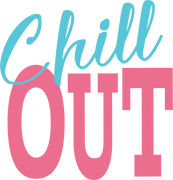 Chill Out SVG Cut File