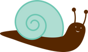 Snail SVG Cut File