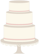 Wedding Cake #3 SVG Cut File