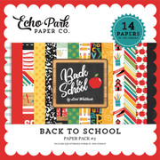 Back to School Paper Pack #2
