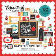 Back to School Element Pack #2
