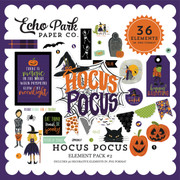 Hocus Pocus  Element Pack #2