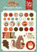 Celebrate Autumn Decorative Brads
