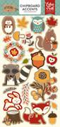 Celebrate Autumn Chipboard Accents