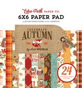 Celebrate Autumn 6x6 Paper Pad