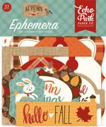 Celebrate Autumn Ephemera
