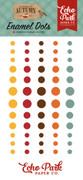 Celebrate Autumn Enamel Dots