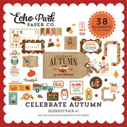 Celebrate Autumn Element Pack #1