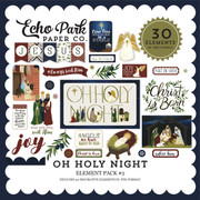 Oh Holy Night Element Pack #2
