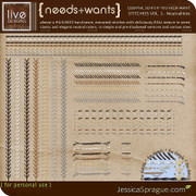 Needs + Wants: Stitchies Vol. 3 - Neutralities