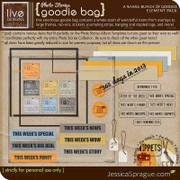 Photo Stories - Goodie Bag