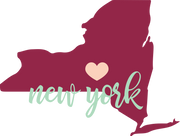 New York State SVG Cut File