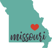 Missouri State SVG Cut File