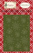 Christmas Embossing Folder - Jolly Snowflakes