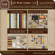 All That Class (School-Themed) Bundle