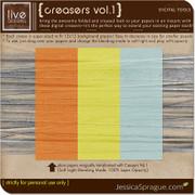 Creasers Vol.1 {liv.edesigns Digital Tools}