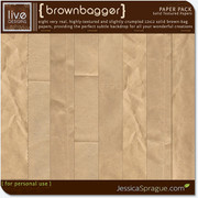 Brownbagger Paper Pack