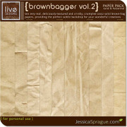 Brownbagger Paper Pack Vol. 2