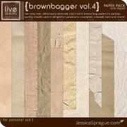 Brownbagger Paper Pack Vol. 4